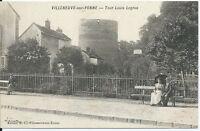 CPA 89 - VILLENEUVE-sur-YONNE - Tour Louis Legros