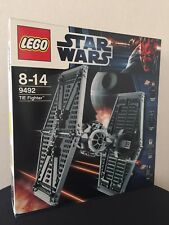 LEGO Star Wars TIE Fighter (9492) New in package free shipping