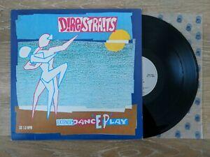 "DIRE STRAITS ""Extended Dance Play"" Vinyl EP - 1986 Warner Bros. 0-29800 NM!"