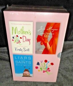 Sheltering Rain, Mother's Day & Liars And Saints Paperback Books SEALED