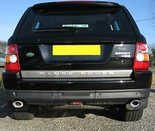 Sistema DI SCARICO FINALE MARMITTA suggerimenti per Range Rover Sport tdv8 DIESEL Accessori