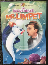 THE INCREDIBLE MR LIMPET 1963 (DVD 2002)- Don Knotts, Jack Weston Carole Cook