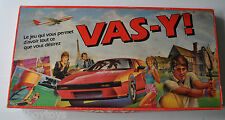 VAS-Y (Go for It) FRENCH  BOARD GAME 1986 Parker Brothers