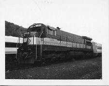 T749 RP 1971 ERIE LACKAWANNA NJ DOT RAILROAD ENGINE #3356 SUFFERN NY