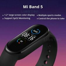 Xiaomi Mi Band 5 Smart Watch - Black new