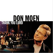 Thank You Lord - Don Moen (CD, 2004, Integrity)