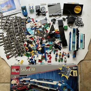 LEGO Train Railway Express with Transformer and Speed Regulator Partial Set 4561