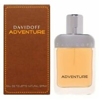 Davidoff Adventure Cologne by Davidoff 3.4 oz EDT Spray for Men