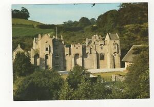 Compton Castle Devon Postcard 620a