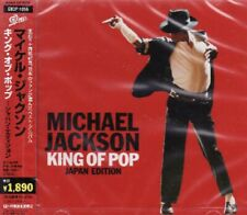 Michael Jackson King of Pop CD Japan Edition Rare New Sealed No Promo