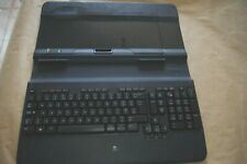 LOGITECH Alto Notebook Stand Dock with USB Keyboard.