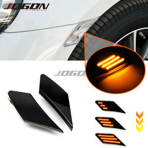 LED Dynamic Side Marker Light For Toyota FT86 GT86 For Scion FR-S For Subaru BRZ