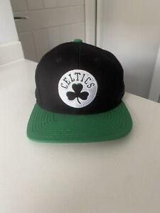 Adidas Boston Celtics Snapback Cap NBA Basketball
