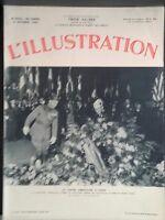 Rivista per Lettera Settimanale L'Illustrazione N° 4936 Tre Valzer 1937 ABE