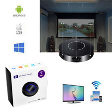 WiFi Mirroring Push Display Dongle DLNA Airplay Miracast HD + AV Analog TV Stick