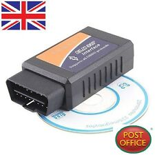 ELM327 V1.5 Interface Bluetooth OBD 2 OBD-II Car Diagnostic Auto Scanner