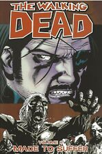 THE WALKING DEAD VOLUME 8: MADE TO SUFFER - TRADE PAPERBACK - $AVE NOW!