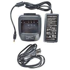 Rapid Li-ion Charger KSC-35 For Kenwood KNB45L KNB63L TK2202L Portable Radio