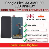 For Google Pixel 3a 3 A AMOLED LCD Display Touch Screen Replacement Digitiser UK