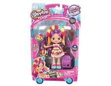 Shopkins Shoppies World Tour Play Set - Rosa Piñata Doll With Accessories