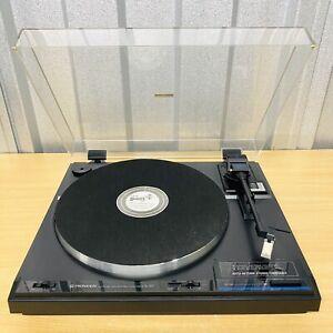 Vintage 1985 PIONEER PL-111Z Belt Drive Stereo Turntable *New Belt* VGC Read