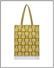 "Toss Design Bella ""Pleased As Punch""  Pineapple Lunch Tote Bag Waterproof Bag"