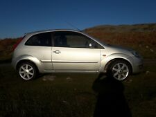 Ford Fiesta 1.25 Zetec 2008 Ideal first car only 84k miles low tax new MOT