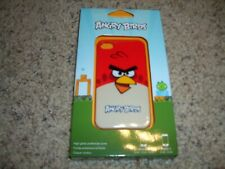 Red Angry Birds cell phone case/cover for Apple Iphone 4/4s