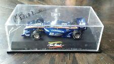 Indy 500 Team Menard Jaques Lazier 1/43 Diecast model in plastic case