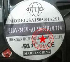 original SEADA AC fan SA15050HA2SL AC220V-240V 0.22A 3months warranty