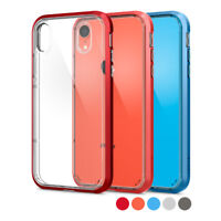 iPhone XR | Spigen® [Neo Hybrid Crystal] Bumper Protective Shockproof Case Cover