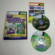 Kinect Sports Ultimate Collection (Microsoft Xbox 360, 2012) Complete game