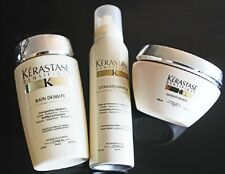 Kerastase Densifique Bain Densite Shampoo+Masque+Mousse Trio*Fine Thin Hair