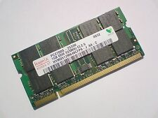 1GB PC2700 DDR333 CL2.5 SO-DIMM 333Mhz HYNIX LAPTOP SODIMM RAM SPEICHER