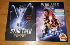 Star Trek Discovery Complete Seasons 1 & 2 (DVD, 8-Discs)