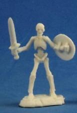 Reaper Miniatures Dark Heaven Bones Skeleton Warrior Sword (3) RPR 77242