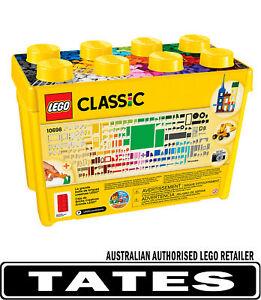 LEGO 10698 Brick Box Classic Large  (790 Pcs) from Tates Toyworld