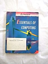Essentials of Computing by H.L. Capron