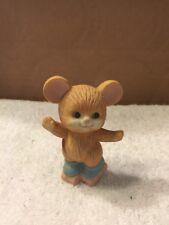 1992 Avon Mouse Rollerskating Figurine