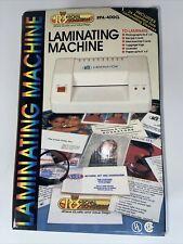 New Laminating Machine Rpa 400 Cl Royal Sovereign 1993