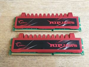 G.Skill Ripjaws 4GB (2x2GB) DDR3 1333MHz Desktop Unbuffered Non-ECC RAM