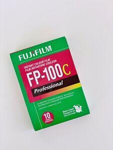 Fujifilm FP-100C ISO 3.5x4.2 in Professional Instant Colour Film
