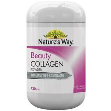 Nature's Way Beauty Collagen Powder 120g