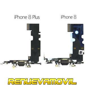 Cable Flex USB Conector De Carga y Microfono Para iPhone 8 / 8 Plus Auriculares