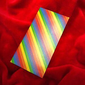 Rainbow Red Packet / Lei Si Envelope Gay Pride LGBTQ