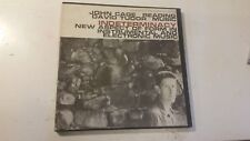 JOHN CAGE & DAVID TUDOR Indeterminacy 2 LP Folkways '59 w/2books orig set ft3704