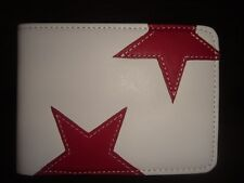 MARC JACOBS VERY RARE  MENS STAR  WALLET 100%AUTHENTIC