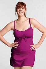 lands' end plus size tankini swimwear for women | ebay