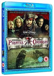Pirates of the Caribbean 3: At Worlds End [Blu-ray] [DVD][Region 2]