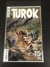 Dynamite Comics Turok #1 D Cover 2019 CASE FRESH 1st Print VF/NM